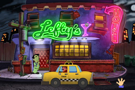Leisure Suit Larry: Reloaded  captures d'écran 1
