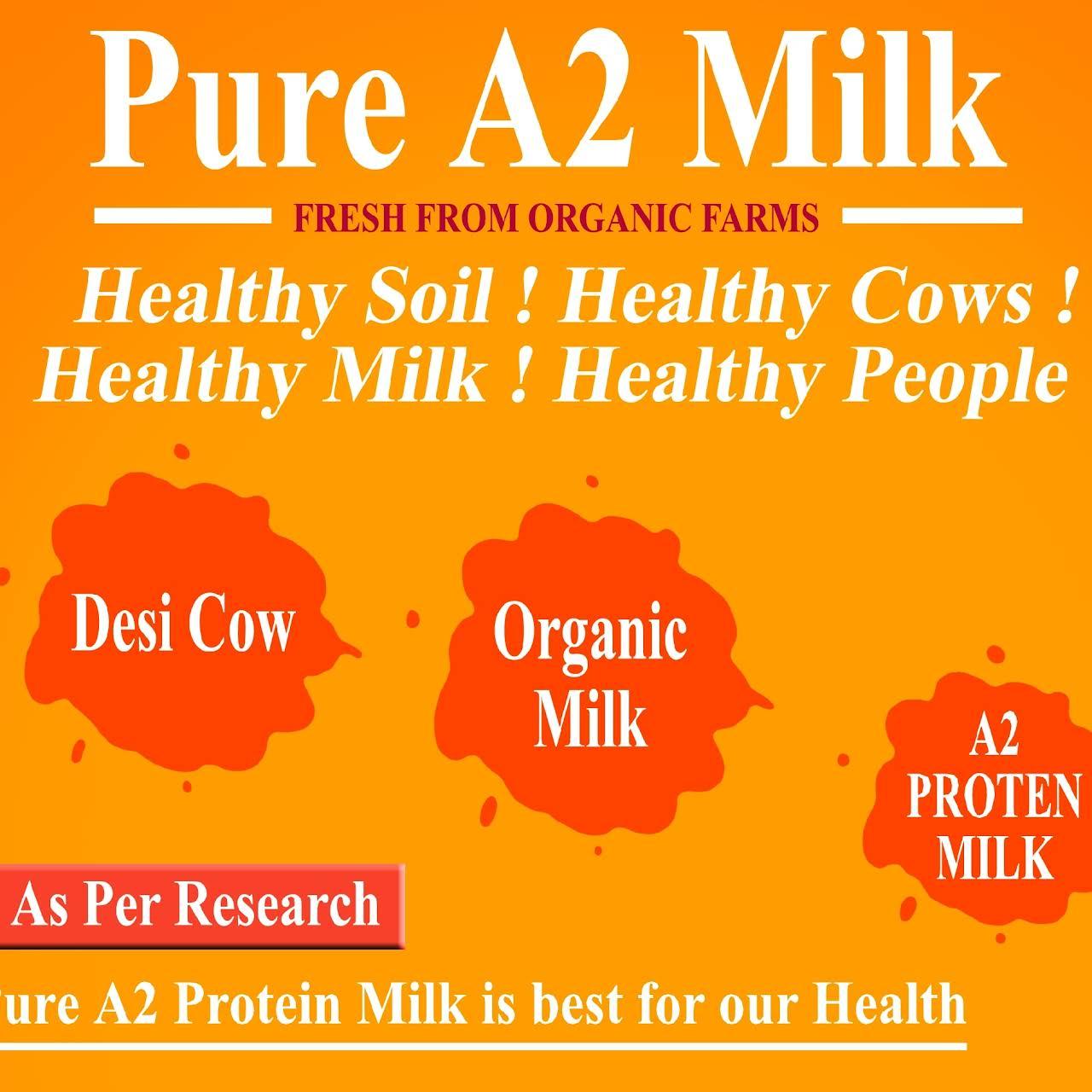 Puduvai A2 Milk - Dairy Farm in Puducherry