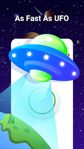 UFO VPN Basic: Free VPN Proxy & Secure WiFi Master Mod APK [Premium Cracked] 3