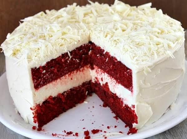 Just A Pinch Red Velvet Cake