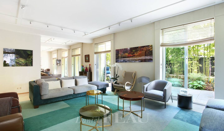 Appartement Paris 16ème