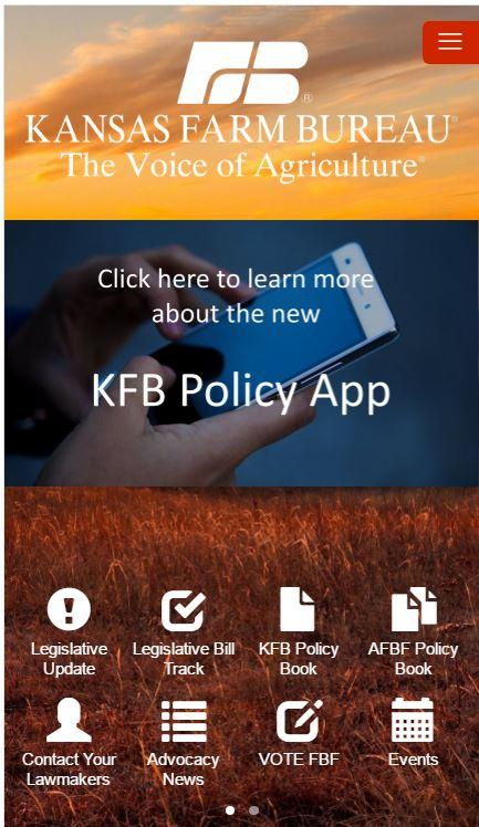 KFB Policy- screenshot