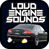 Engine sounds of Audi S8