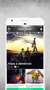 Supernatural Amino Português - náhled