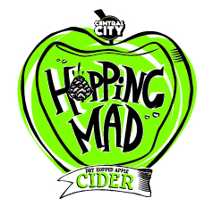Logo of Central City Hopping Mad Cider