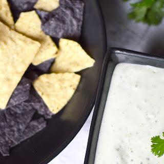 Chuy's Creamy Jalapeno Dip (Copycat)