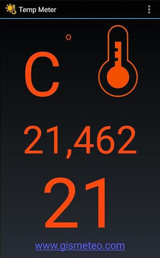 Temperature - Temp Meter  screenshots 2