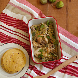 Tomatillo Chicken Recipe