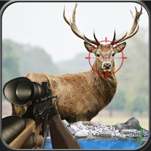 鹿狩猎冒险 動作 App LOGO-APP試玩