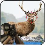 Deer Adventure Hunting Icon