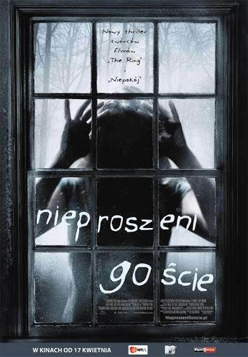 Polski plakat filmu 'Nieproszeni Goście'