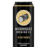 Woodhouse Brewing - Stout 473 mL Can