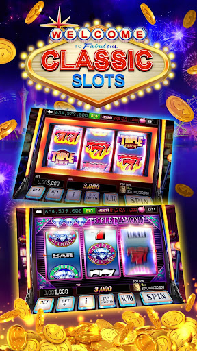 Classic Slots -  Free Casino Games & Slot Machines apkdemon screenshots 1