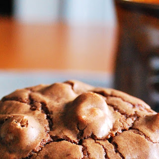 Fudgy Chocolate Butterscotch Cookies