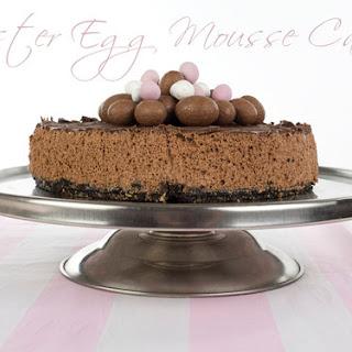 Easter Egg Mousse Cake