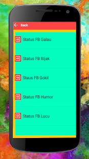 Download Kumpulan status sosmed For PC Windows and Mac apk screenshot 1