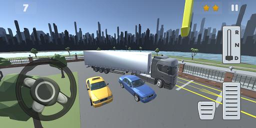 Truck Parking Simulator 2020: City  screenshots 9