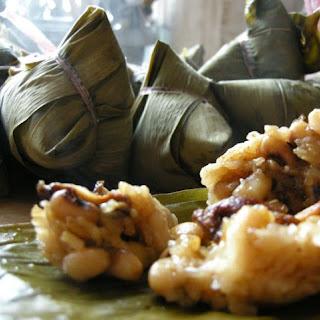 Bak Zhang a.k.a Glutinous Rice Dumpling