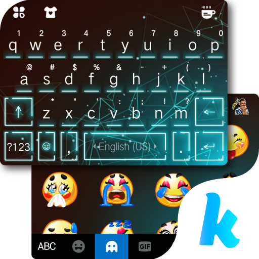 Keyboard - Geometry New Theme