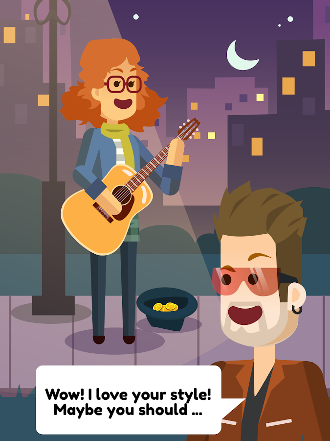 Epic Band Clicker - Rock Star Music Game- screenshot