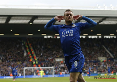 Officiel : Jamie Vardy et Leicester City, ça continue !