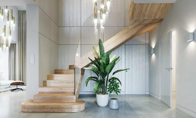Jak wyglądają schody zabiegowe?