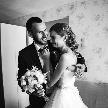 Wedding photographer Evgeniy Andreev (Andreev). Photo of 14.02.2018