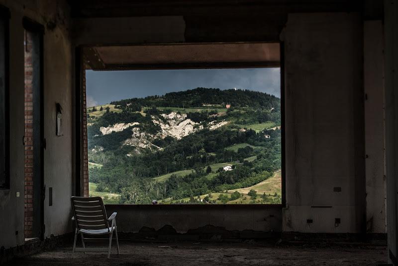 La finestra sul Colle  di radoen