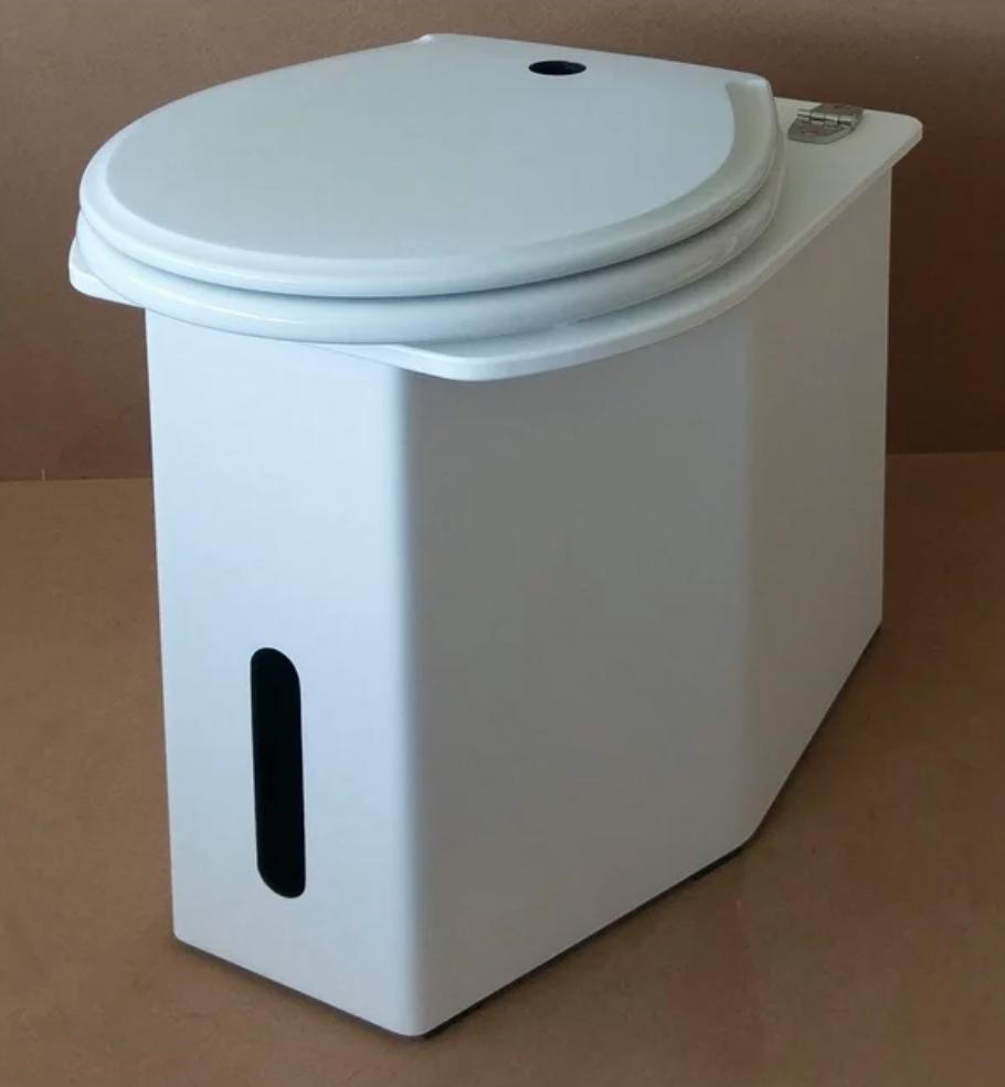 C-Head Portable Composting Toilet