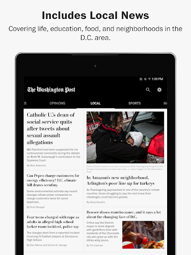 The Washington Post screenshot 13