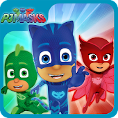 PJ Masks: Aplicativo Web