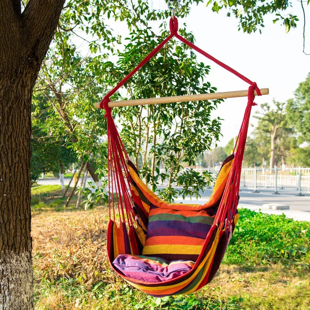 Top 10 hanging chairs for houses and gardens 2020 10