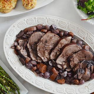 Wine Braised Lamb Shoulder Recipes