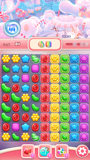 Crush the Candy: #1 Free Candy Puzzle Match 3 Game 1.0.5 screenshots 4