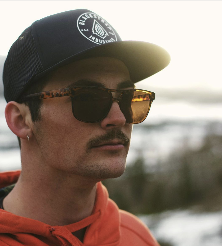 Sam Ward | Pro Freestyle Skier with High Engagement Rate on Instagram