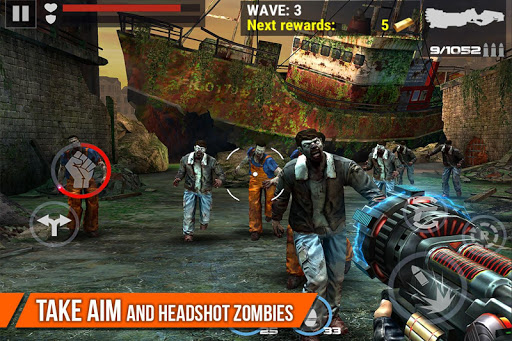 DEAD TARGET: Zombie Offline - Shooting Games screenshots 8