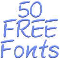 Fonts for FlipFont 50 22 icon
