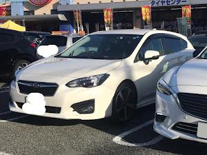 インプレッサ スポーツ GT6 2.0i-S EyeSightのカスタム事例画像 くれちゃんさんの2018年07月22日21:48の投稿