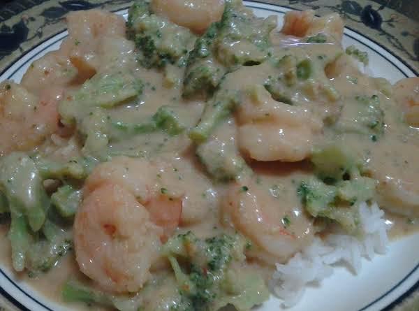 Shrimp Stir Fry With Dad's Thai Peanut Sauce Recipe