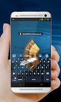 Screenshot of Battlefield GO Keyboard