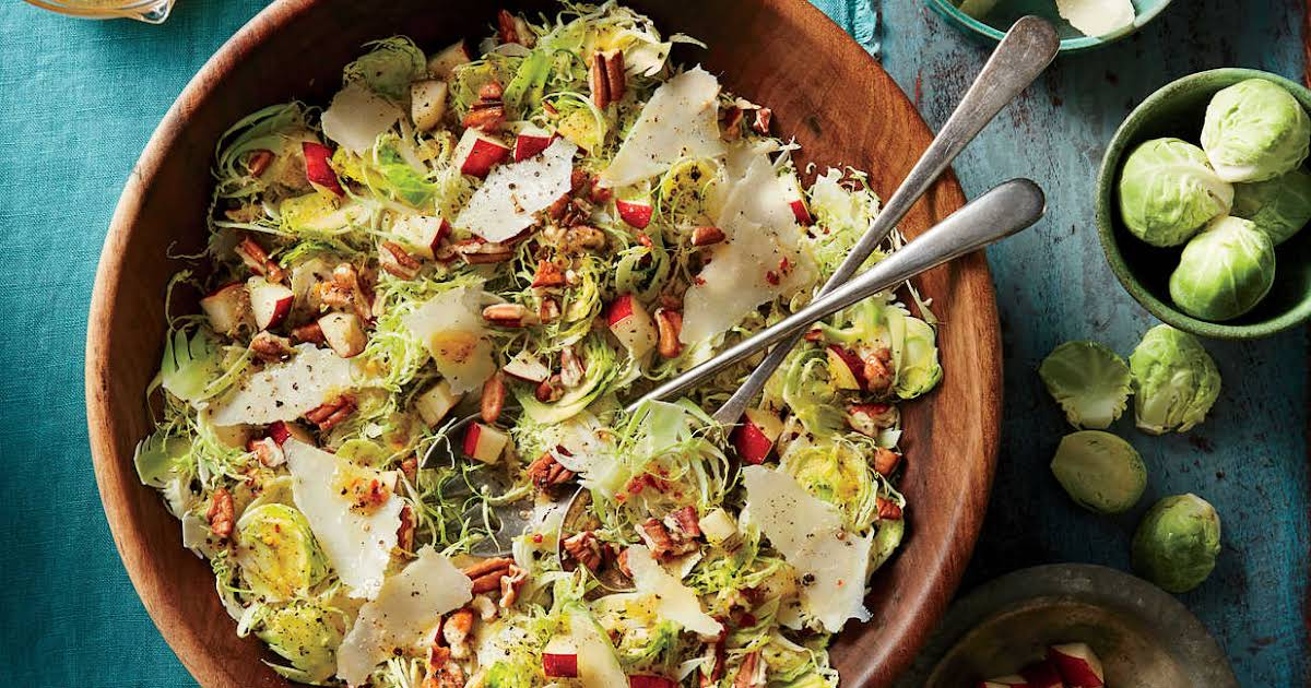 10 Best Brussel Sprout Slaw Recipes