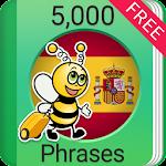 Learn Spanish 5,000 Phrases