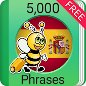 Learn Spanish 5,000 Phrases