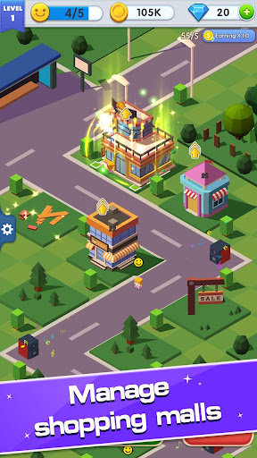 Shopping Mall Tycoon: Idle Supermarket Game ss1