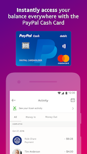 PayPal Mobile Cash: Send and Request Money Fast Apk Latest Version Download For Android 5