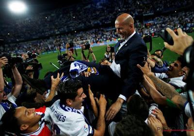 """Zidane: """"Quand tu as un tel effectif, tout est plus facile"""""""