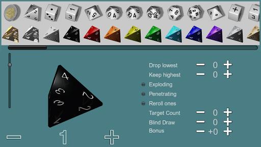 Prime Dice (Dados) screenshot 2