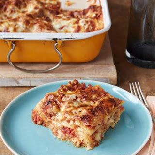 Lazy Man's Lasagna.