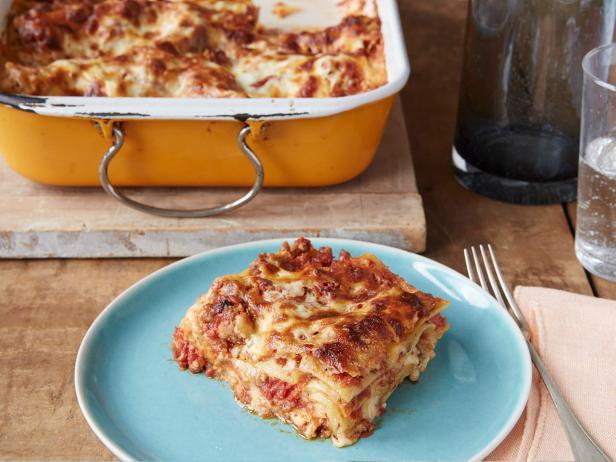 Lazy Man'S Lasagna Recipe