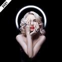 NeonDripArt Photo Editor:Pic Collage & Drip Effect icon